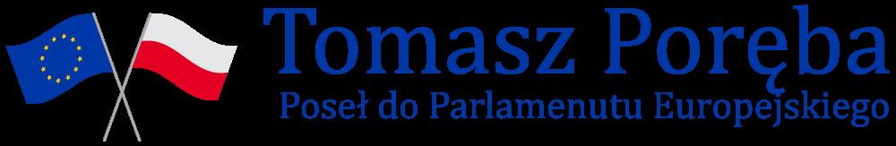 Tomasz Poręba - Poseł do Parlamentu Europejskiego